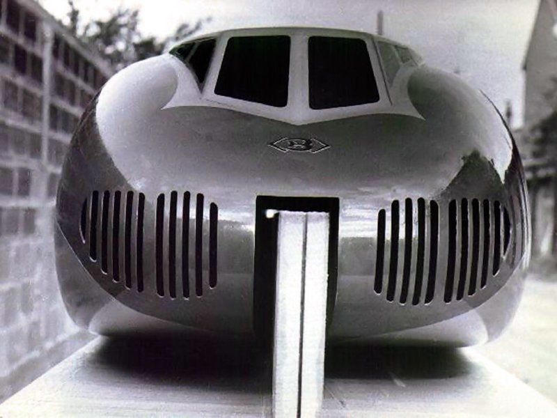 Аэропоезд, Берлин, 1980-е вагоны, железнодорожные, изобретения, поезда, рельсы, факты, фантазии