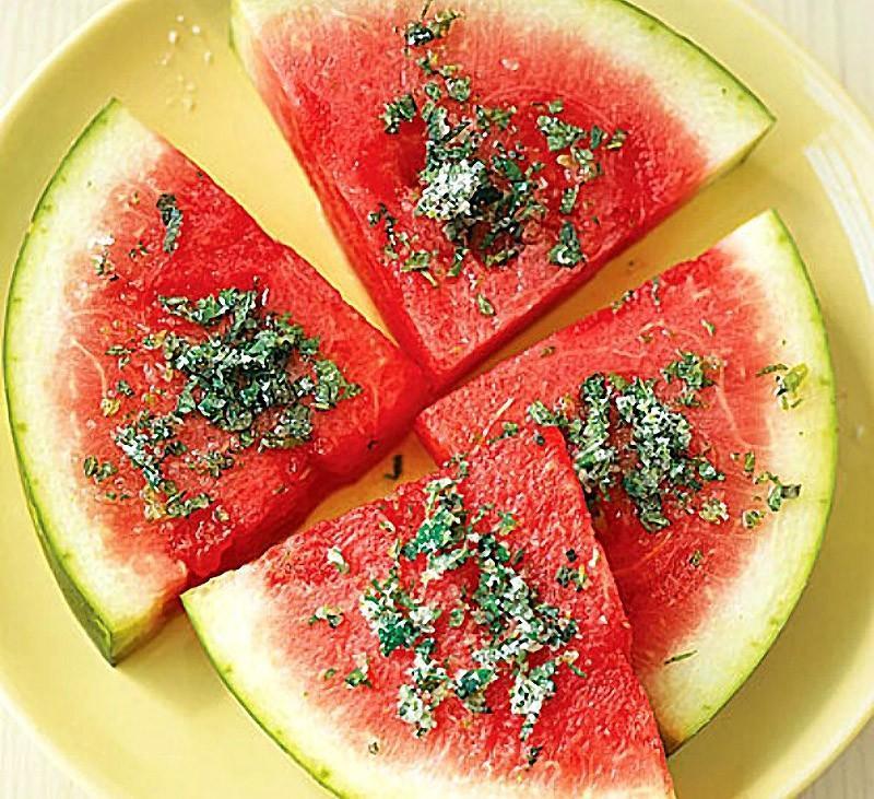 10 удивительных рецептов блюд из арбуза блюда из арбуза,еда,кулинария,кухонька,питание,рецепты