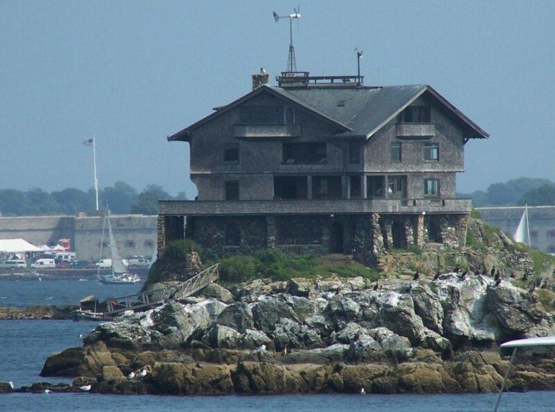 Дом Джозефа Уортона построенный в знак протеста Джозеф Уортон, в мире, дом, истории, люди, протест