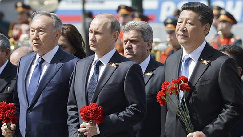 5 стран от которых зависит будущее России