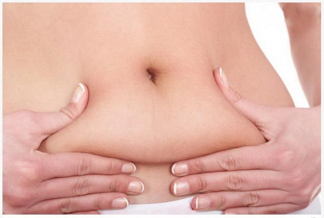 Почему растет живот: этого витамина не хватает тем, у кого есть лишний жир на талии