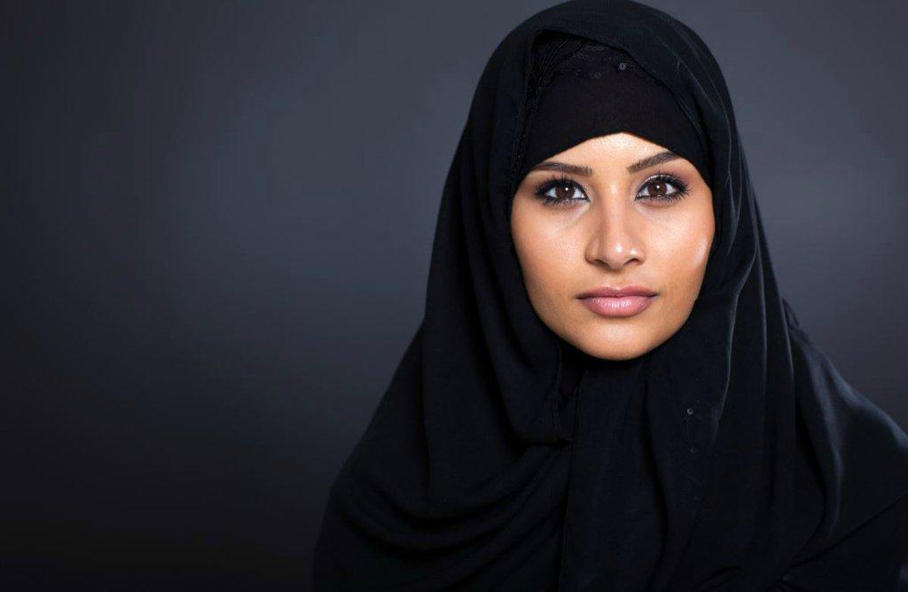 Картинки женщина мусульманки
