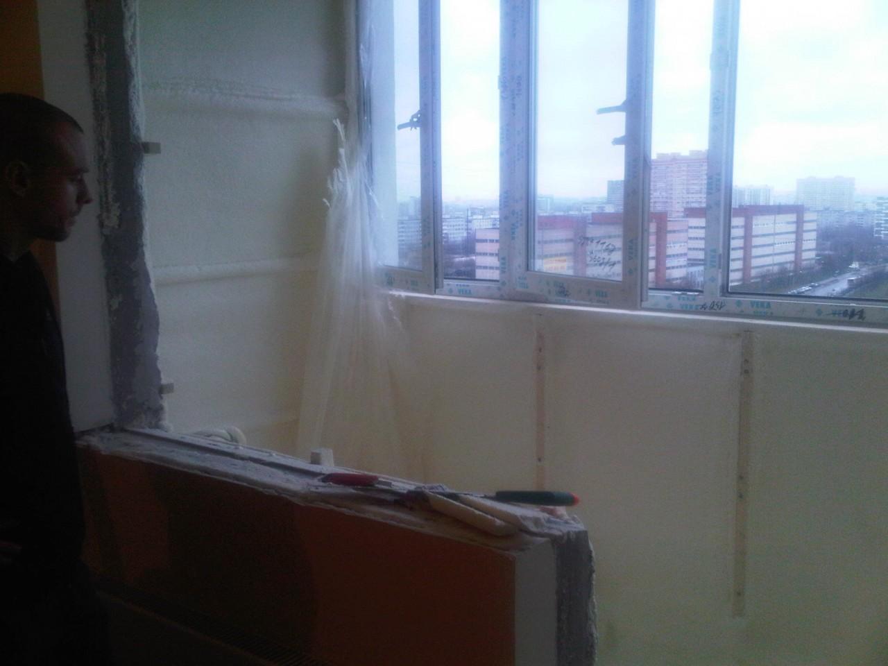 Утепление дома, балкона, лоджии в раменское.