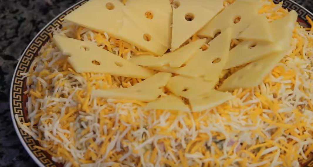 Салат «Мышкино гнездо» — хит новогоднего стола