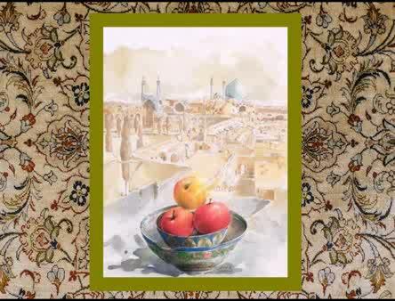 Иранская сказка Ali Akbar Sandeghi