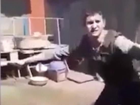 «Российский спецназ, это Донбасс!»: номинант Дарвина протестировал бронежилет на себе