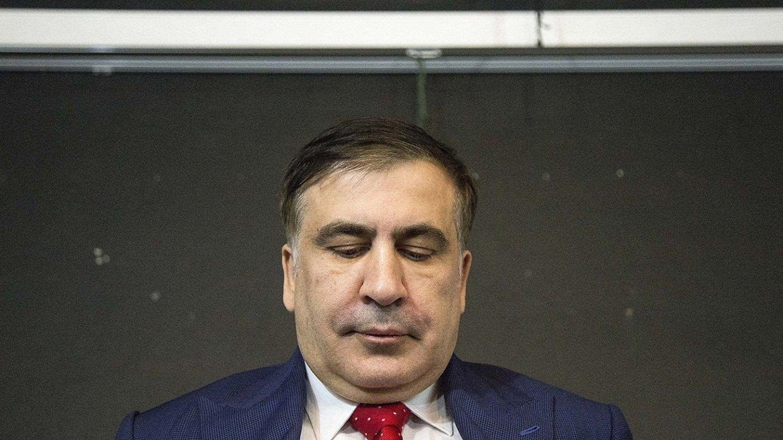Саакашвили заявил о готовнос…