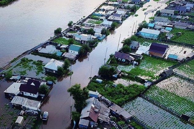 В Чите сильнейшее наводнение, а мэр в отпуске и не отвечает на звонки