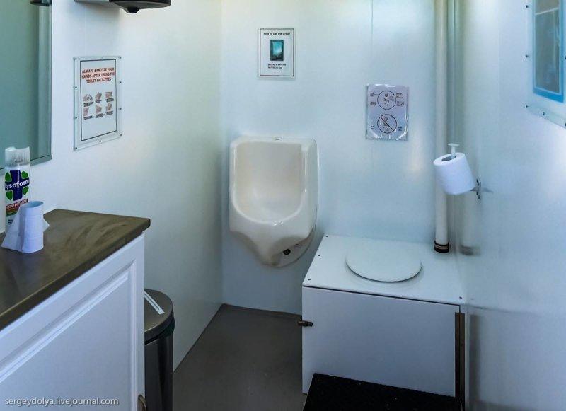 Туалет общий в общественной зоне антарктида, интересно, пик Винсона, путешествие, скалолазание, фотоотчет