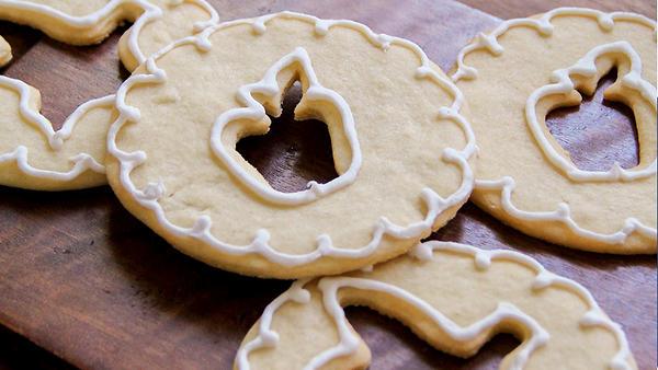 Кокосовое печенье: рецепт дл…