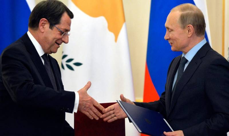 США изгоняют российских военных из Кипра