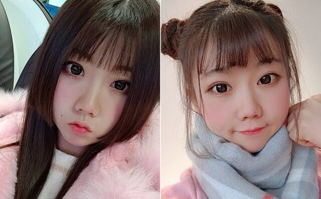 Кукольное лицо и фигура античной воительницы: Интернет удивляется юной китаянке