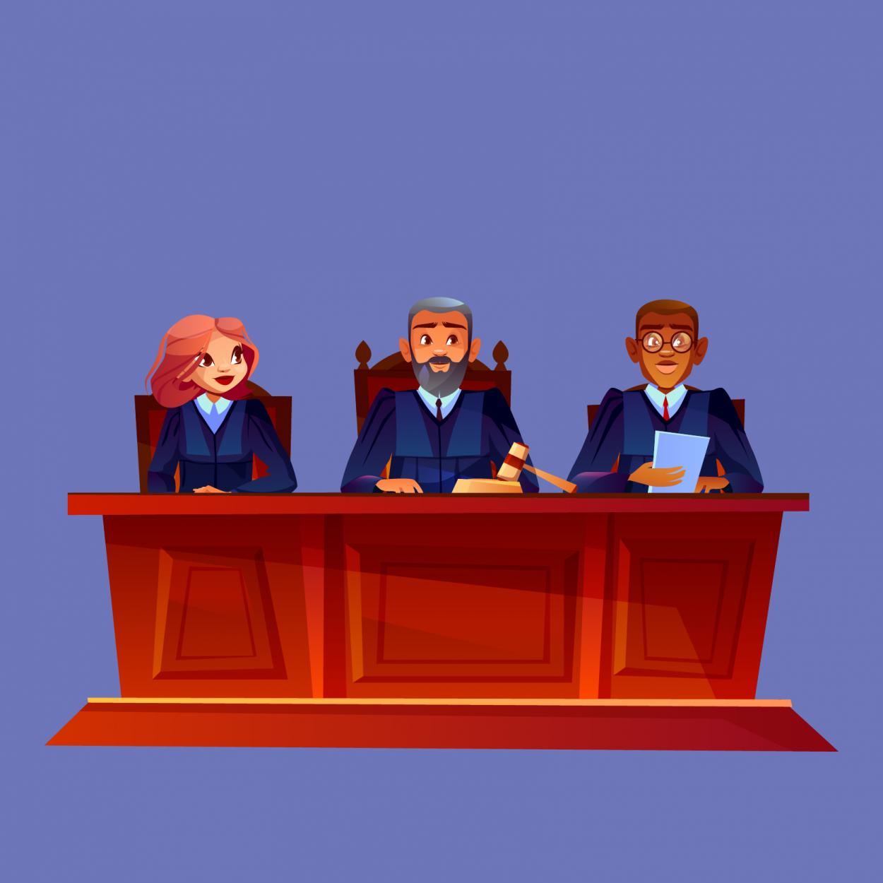 Анекдот осудебном заседании поустановлению отцовства