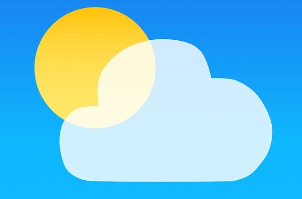 В Крыму связали с санкциями исключение городов полуострова из приложения «Погода» на iPhone