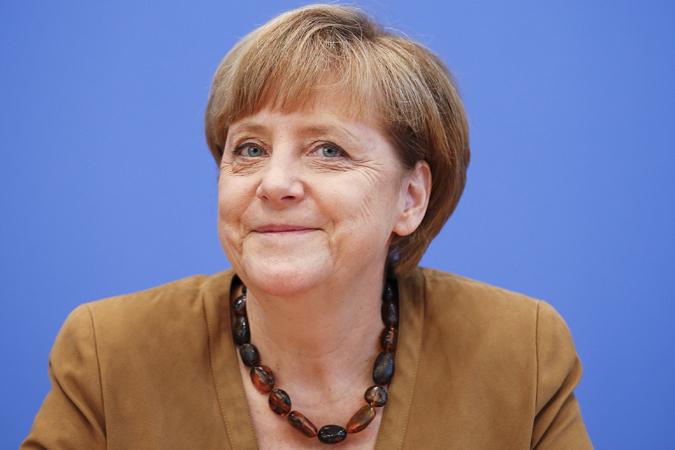 Меркель освистали за травлю России.