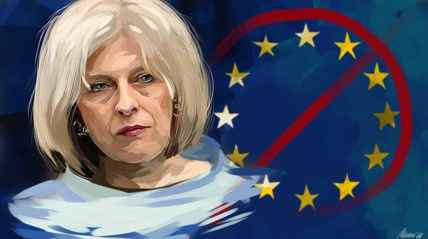 СМИ узнали о планах британских министров сместить Мэй новости,события, политика