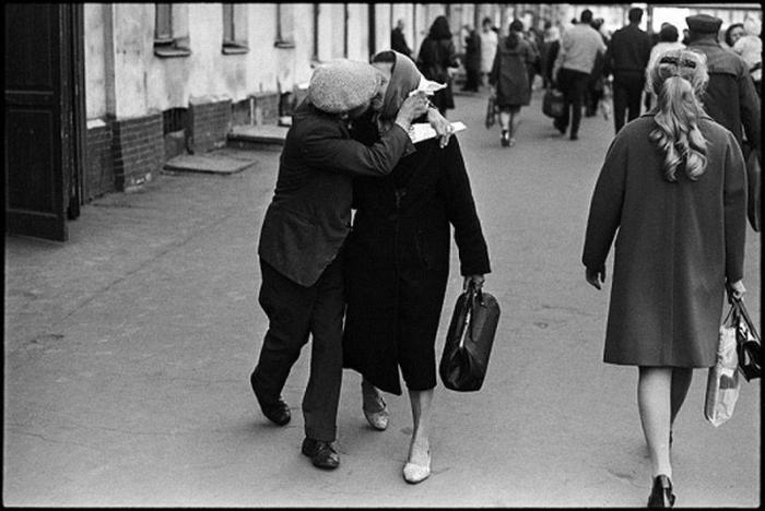 1970-е годы без прикрас: Жизнь советских людей на фотографиях Владимира Сычева