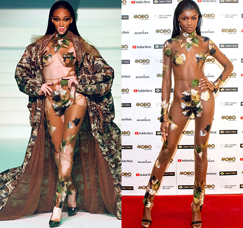 Модная битва: Винни Харлоу против Леоми Андерсон
