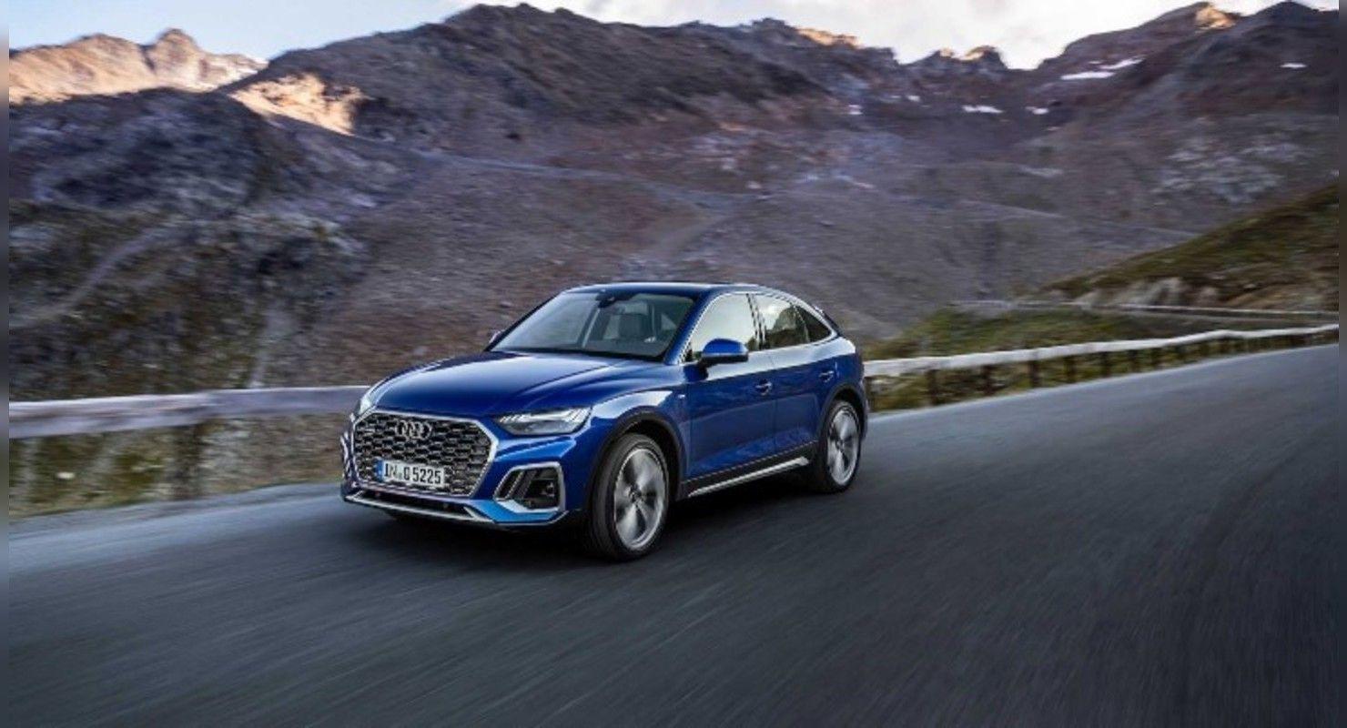Названы цены на новый Audi Q5 Sportback 2021 года и SQ5 Автомобили