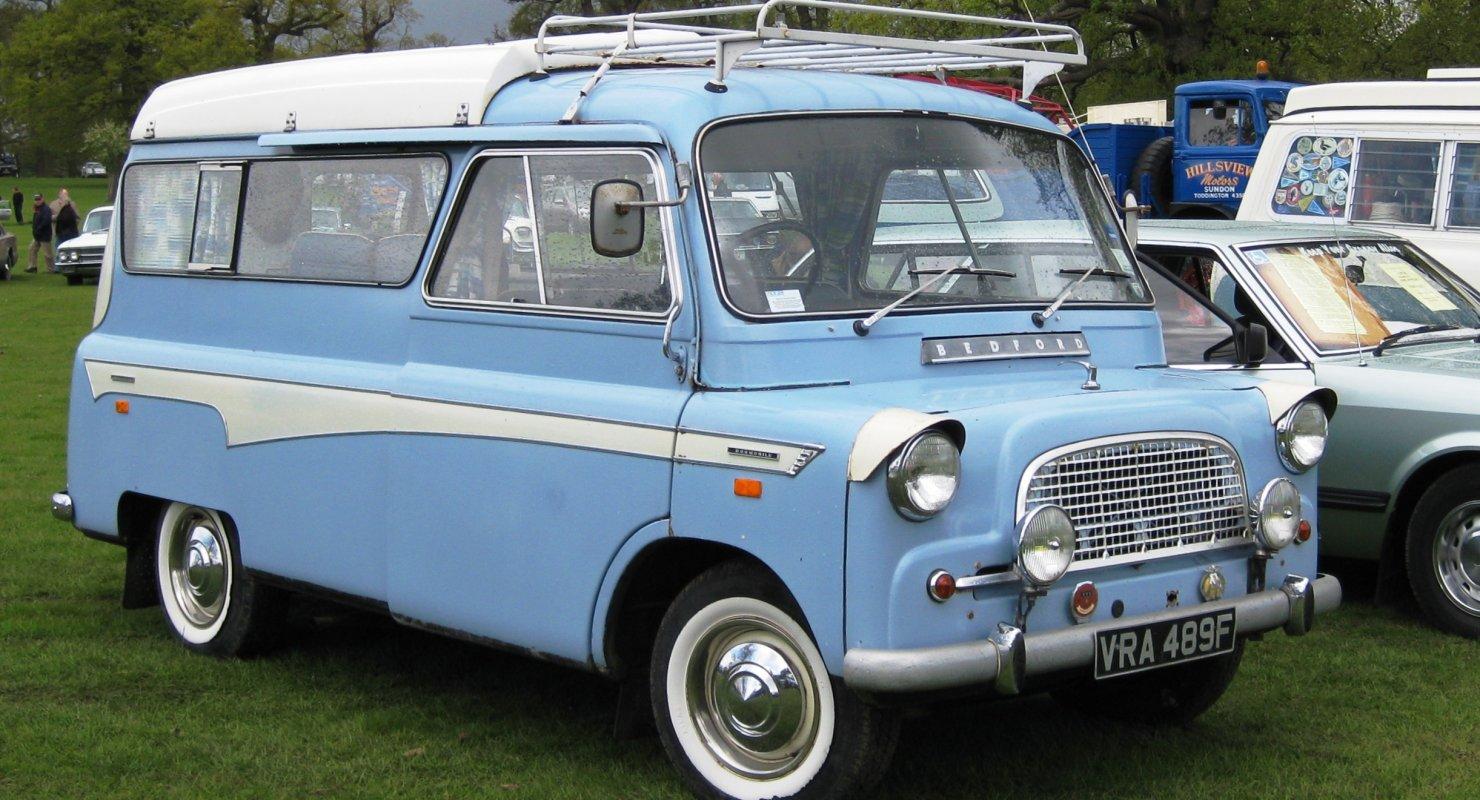 Машины для путешествий из прошлого века Автомобили