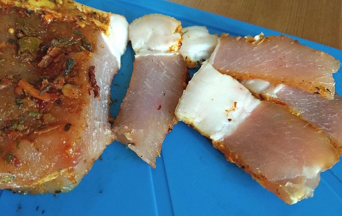 соленое мясо ( свинина)
