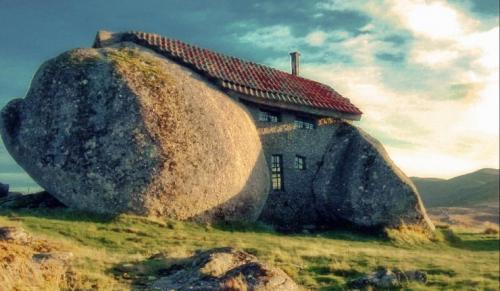 Самый каменный дом