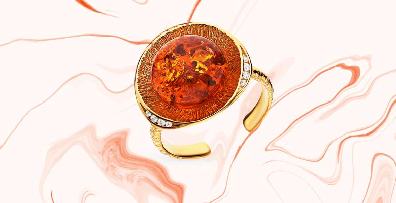 Современные украшения из янт…