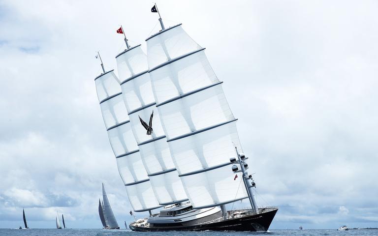 Самые дорогие яхты, которые можно было арендовать на Новый год