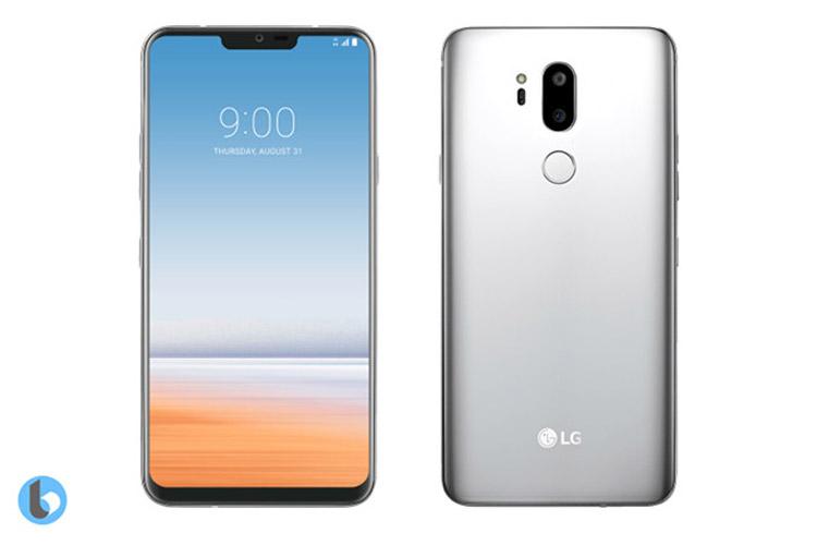 Флагманский LG G7 получит LCD, а не OLED-дисплей