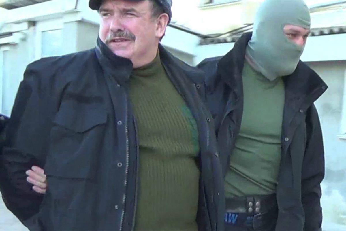Бывший капитан ВМФ РФ пригов…