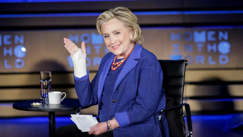 Техас взбунтовался против Хиллари Клинтон [по заказу Путина]