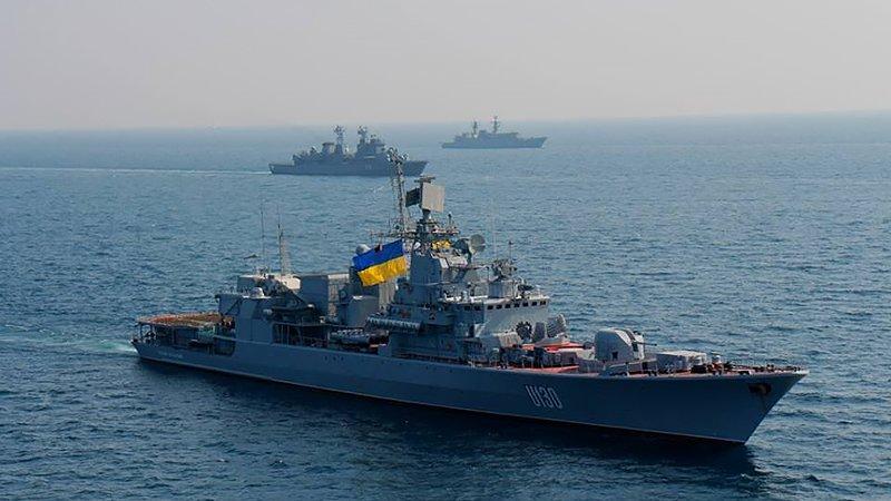 Эксперт прокомментировал вторжение кораблей Украины в экономическую зону РФ