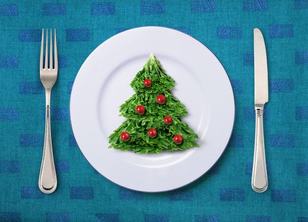 Новый год без мяса: 10 вегетарианских блюд к праздничному столу
