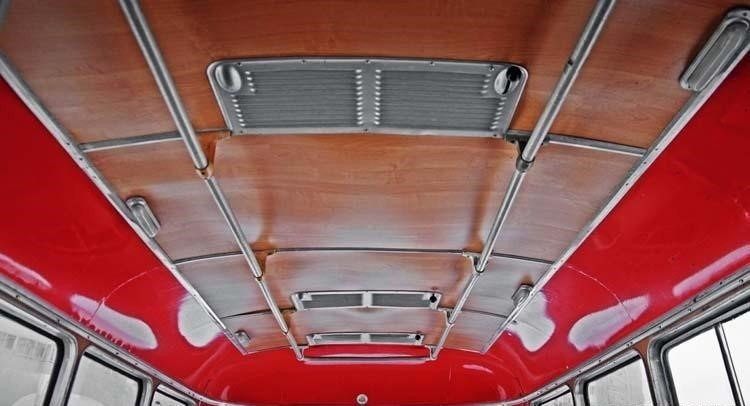 Восстановление полноприводного автобуса ПАЗ 3201-С авто, автобус, восстановление, олдтаймер, паз, реставрация, ретро авто