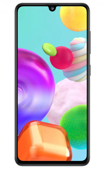 Недорогой Samsung Galaxy A41 выходит на европейский рынок новости,смартфон,статья