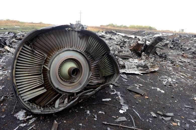 МО РФ тизерит новые факты по MH17