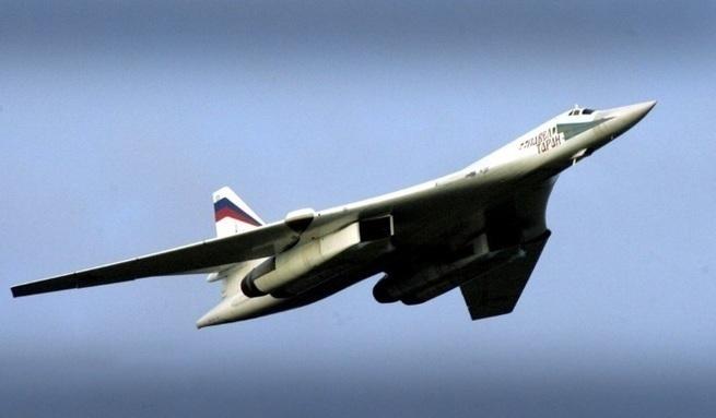 «Новый» российский Ту-160М2 …