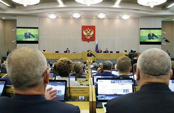 Адвокат решил оспорить в КС закон о размере пенсий для депутатов