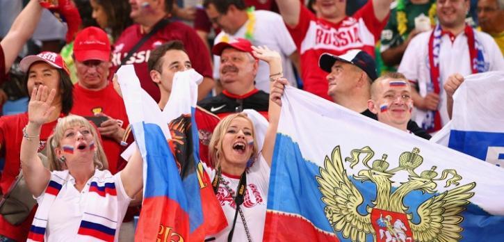 В США посмеялись над «угрюмыми россиянами», которых заставили улыбаться на ЧМ-2018