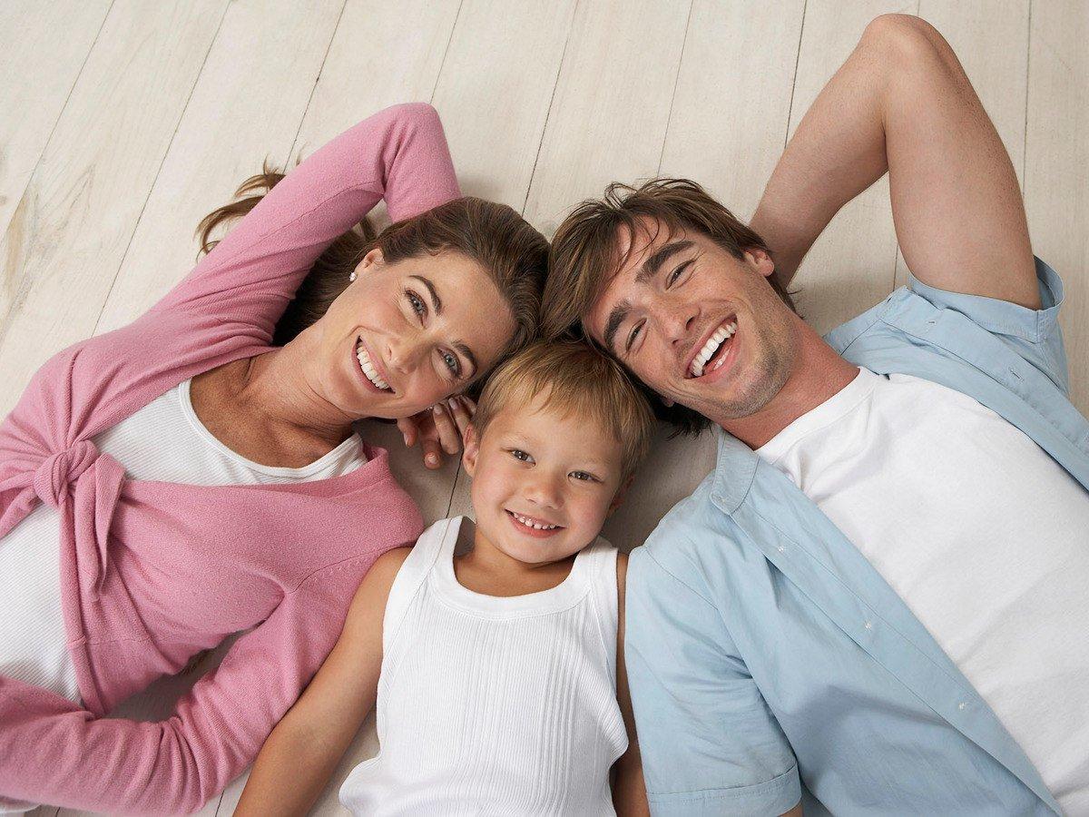 Отношения в семье в картинках для детей