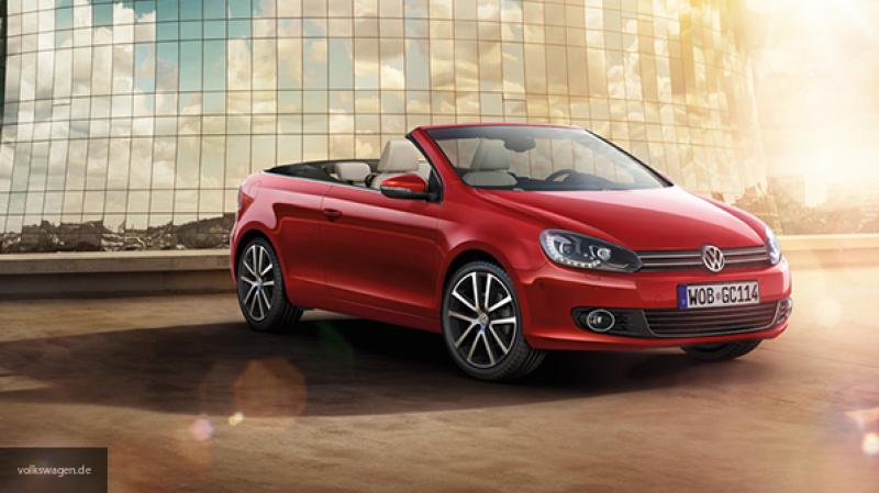 Volkswagen Golf нового поколения представили официально