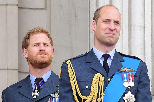 """Принц Уильям посоветовал брату Гарри вернуться в Лондон: """"Он сильно за него беспокоится"""""""