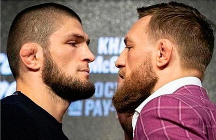 «Всех алкоголиков ждет одна участь». Чемпион UFC Нурмагомедов опубликовал фото с Макгрегором