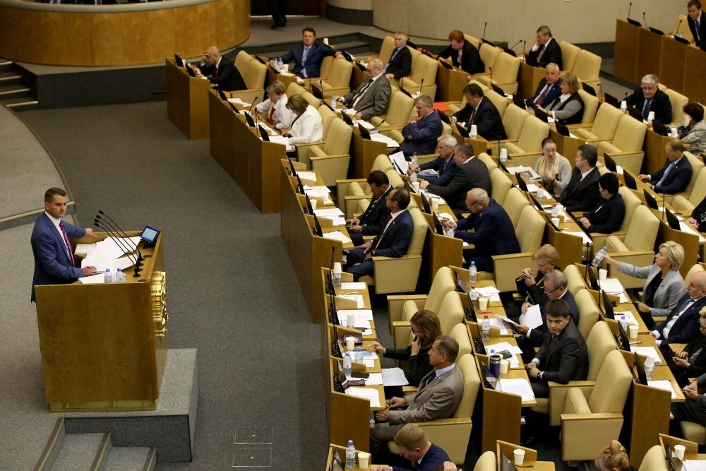 В Госдуме отреагировали на угрозу Киева по поводу Керченского пролива