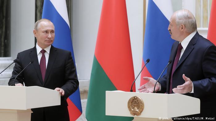 Лукашенко и Путин: новая встреча, старые проблемы