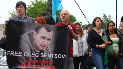Европейская киноакадемия задала Путину вопрос о судьбе режиссера Сенцова