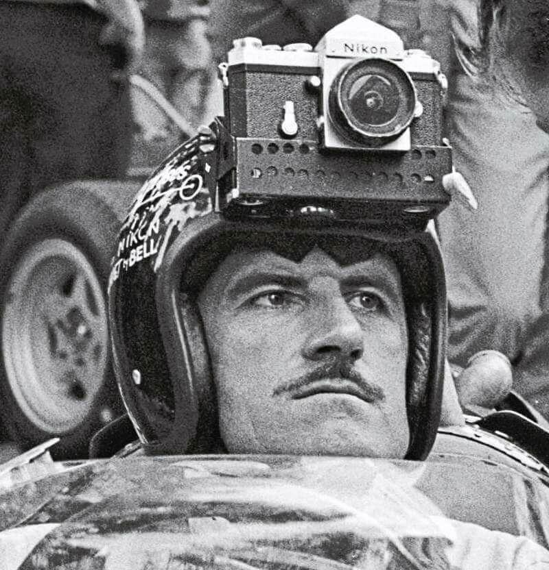 Грэм Хилл на Гран–При Монако, Монте–Карло, 1962 год знаменитости, исторические фотографии, история, редкие фотографии, фото