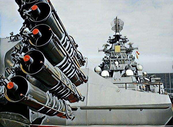 Самый вооруженный корабль в мире войдет в состав российского флота.