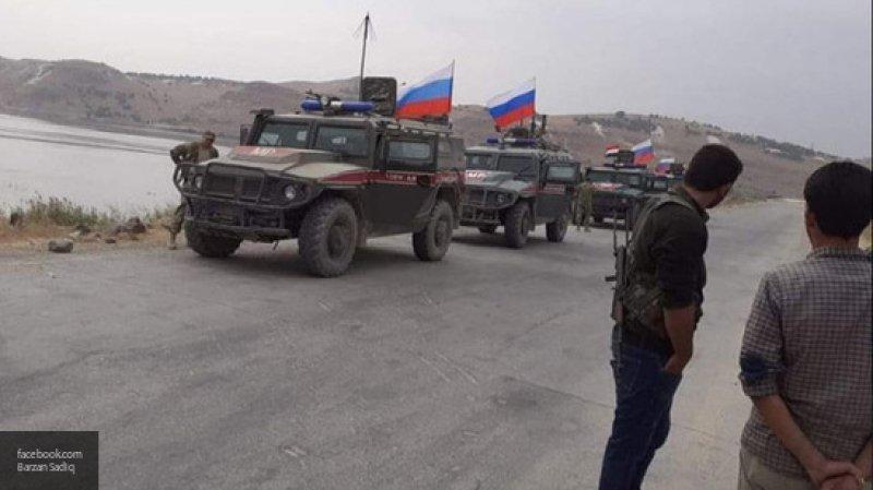 Патрулирование и отвод курдских боевиков в Сирии назвали большим успехом российско-турецкой дипломатии