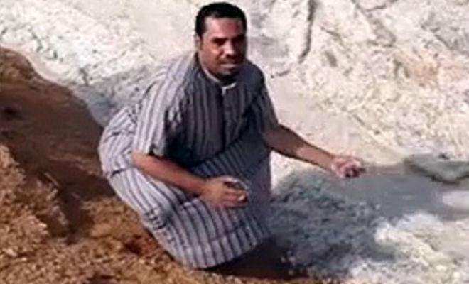 Река песка течет словно вода: явление сняли на камеру Культура